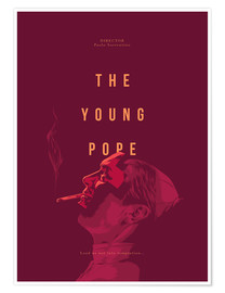 Premiumposter  Young Pope - Fourteenlab