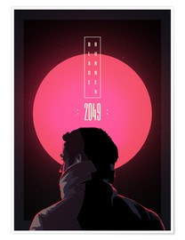 Premiumposter  Blade Runner - 2049 - Fourteenlab