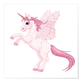 Poster  My Unicorn - Kidz Collection