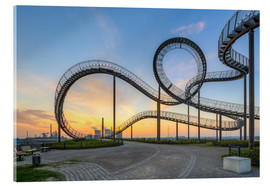 Akrylglastavla  Tiger and Turtle Duisburg - Michael Valjak