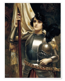 Premiumposter  Joan of Arc - Harold H. Piffard
