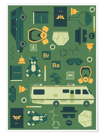 Premiumposter  Breaking Bad - Tracie Andrews