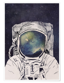 Premiumposter  Dreaming of Space - Tracie Andrews