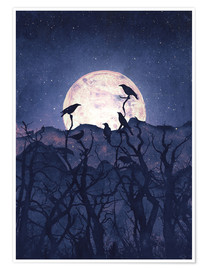 Premiumposter  Midnight Chorus - Tracie Andrews