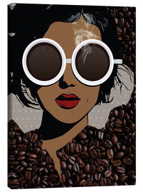 Canvastavla  Coffee - ilaamen Pelshaw