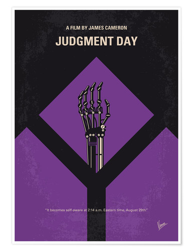 Premiumposter Judgment Day