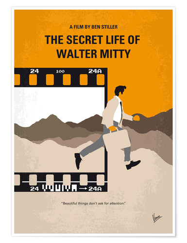 Premiumposter The Secret Life Of Walter Mitty
