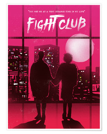 Premiumposter Fight club