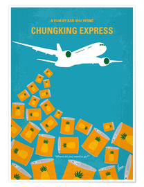 Premiumposter Chungking Express
