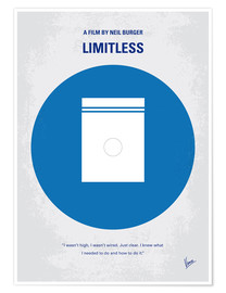 Premiumposter Limitless