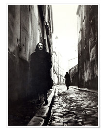 Premiumposter  Edith Piaf