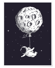 Premiumposter  Dream of flying - Kidz Collection