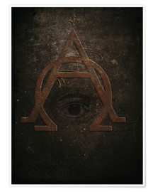 Premiumposter alpha and omega