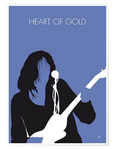 Premiumposter Neil Young - Heart Of Gold