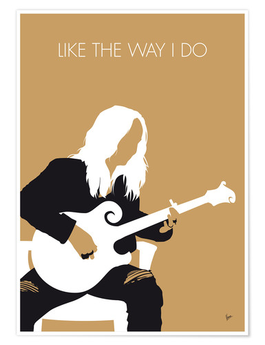 Premiumposter Melissa Etheridge - Like The Way I Do