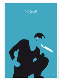 Premiumposter Linkin Park - Numb