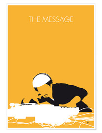 Premiumposter Grandmaster Flash - The Message
