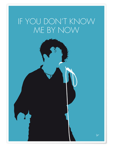 Premiumposter Simply Red - If You Don't Know Me By Now