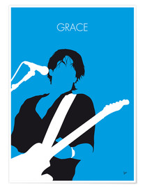 Premiumposter Jeff Buckley - Grace