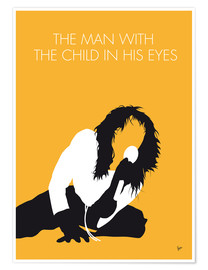 Premiumposter Kate Bush - The Man With The Child In His Eyes