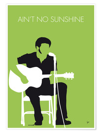 Premiumposter Bill Withers - Ain't No Sunshine