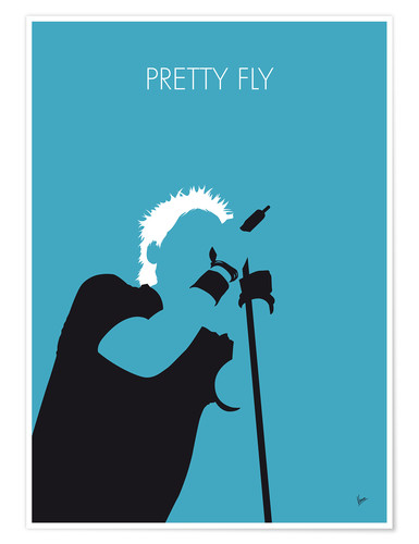 Premiumposter The Offspring - Pretty Fly