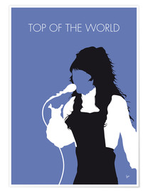 Premiumposter Carpenters - Top Of The World