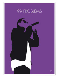 Premiumposter Jay-Z - 99 Problems
