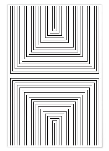 Premiumposter Illusion