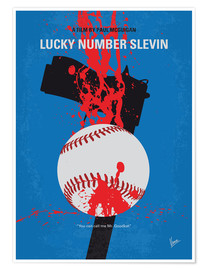 Premiumposter Lucky Number Slevin