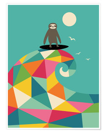 Premiumposter  Surf Up - Andy Westface