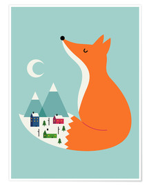 Poster  Winter Dreams - Andy Westface
