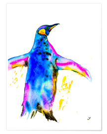 Premiumposter Penguin