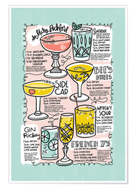 Premiumposter  Have A Drink on Me - Cynthia Frenette