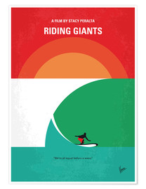 Premiumposter Riding Giants