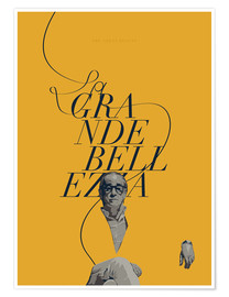 Premiumposter The Great Beauty / La grande bellezza