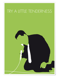 Premiumposter Otis Redding - Try A Little Tenderness