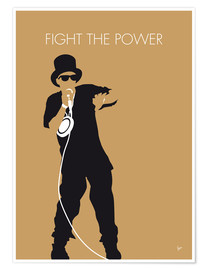 Premiumposter Public Enemy - Fight The Power