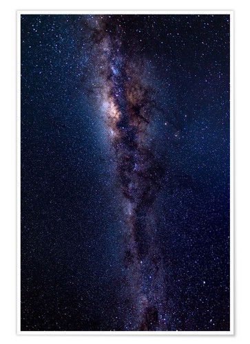 Poster The Milky Way Galaxy