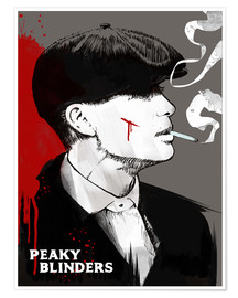 Premiumposter  Peaky Blinders - 2ToastDesign