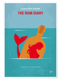 Premiumposter The Rum Diary