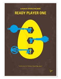 Premiumposter Ready Player One