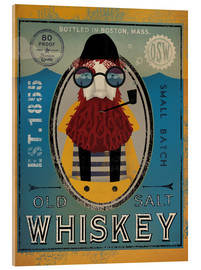 Akrylglastavla  Sailor IV Old Salt Whiskey - Ryan Fowler