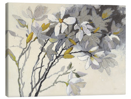 Canvastavla  Magnolia painting - Shirley Novak