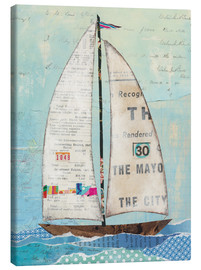 Canvastavla  Regatta III - Courtney Prahl