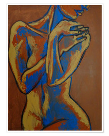 Premiumposter Graceful Lady - Female Nude