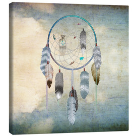 Canvastavla  dream catcher - Brenda Erickson