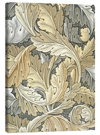 Canvastavla  Acanthus - William Morris