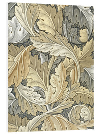 PVC-tavla  Acanthus - William Morris