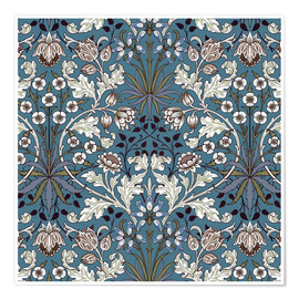 Premiumposter  Hyacint - William Morris